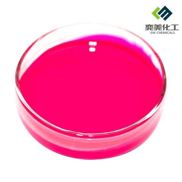 EM-001荧光妃红色浆