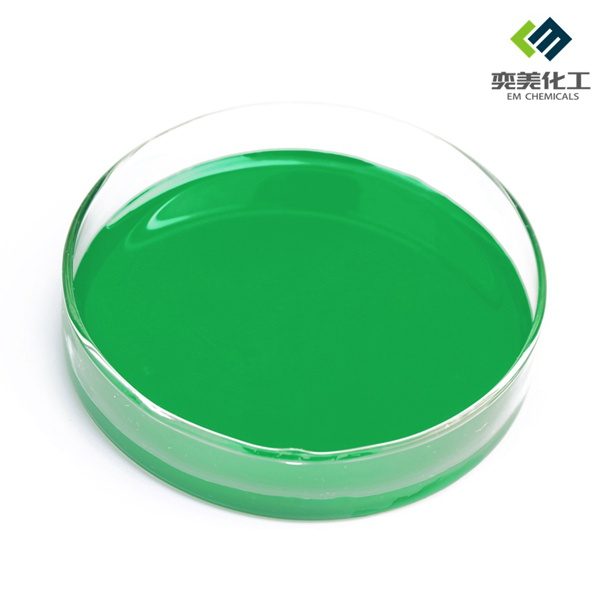 8601绿色浆
